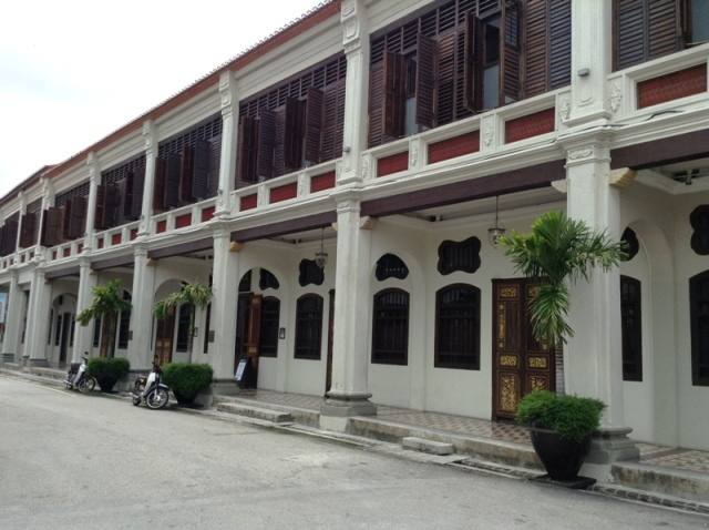 7 terraces Penang